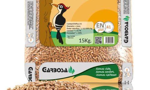 Venta de PELLETS 100% de madera en León, Palencia, Valladolid, Asturias, Burgos…