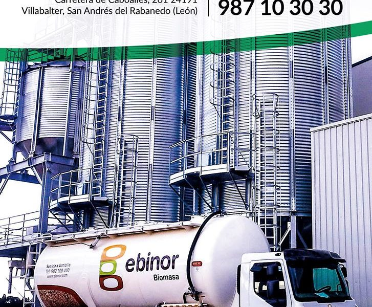 Combustibles Garbosa suministramos pellets a domicilio